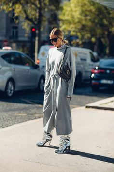 The Best Street Style Looks From Paris Fashion Week Spring 2018 | Fashionista
