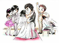 gu jun pyo y geum jan di :''''D F4 Boys Over Flowers, Boys Before Flowers, Flower Boys, Korean Drama Movies, Korean Actors, Korean Dramas, Cute Couple Art, Cute Couples, Lee Min Ho
