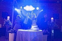 Panos and Marina wedding in Apothiki G at the Port of thessaloniki.One of the best wedding party held for 2012