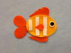 Goldfish after