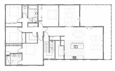 Versatile Pukekohe Floor Plan   Floor Design   Second Floor Design Floor Design, Second Floor, Floor Plans, Layout, Homes, Flooring, How To Plan, Building, Houses
