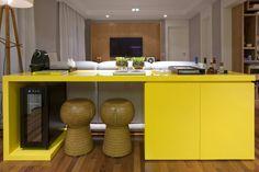 Barra Funda I   дизайн интерьера квартиры от Kwartet Arquitetura