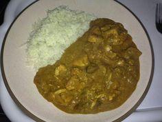Chicken Curry & Cauliflower Rice Step 2