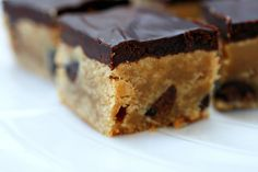 "Aunt Betsy's Peanut Butter Brownies - Brownies are a ""staple"" in any cooking with Marijuana book but I have heard of many a college student that dumps a whole back of pot into a brownie mix and that is a waste."