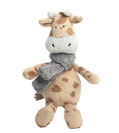 Plush Giraffe Toy | Snorfy Giraffe | Air Puppy Soft Toy | Brimful Toys