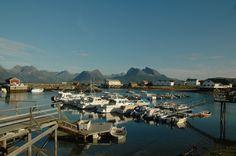 #Norway  The harbour of Indre Kvarøy - Read more at http://www.bestnorwegian.com/indre_kvaroy.html