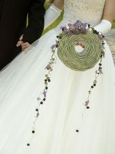 Bridal Bouquet • Photo Pim van der Maden - an alternative bouquet