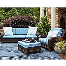 image of Scott Living™ Moorea Rattan Patio Furniture Collection