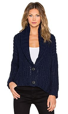 Shop for Mason by Michelle Mason Chunky Cardigan in Navy at REVOLVE. Free 2-3 day shipping and returns, 30 day price match guarantee.
