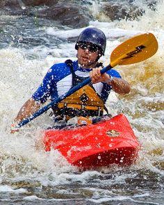 Wausau Kayak Competition