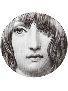 Fornasetti Plate - L'eclaireur - Farfetch.com