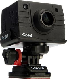 Rollei Actioncam 5S WiFi Motorbike Edition *** Click on the image for additional details.
