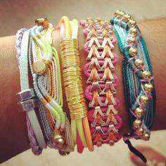 Facing the Challenge of Friendship Bracelets DIY - News - Bubblews