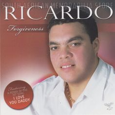 RICARDO - Forgiveness (I Love You Daddy) - South African CD NVISCD064 *New*