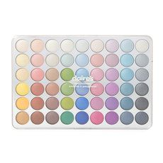 54 Color Eyeshadow Chrome Palette $16.50 / $11.55