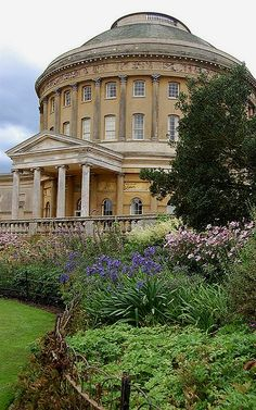 Ickworth House, Suffolk,  (by --CWH-- on Flickr) The house was built between 1795 and 1829, home of the Hervey family and later the Marquesses of Bristol.