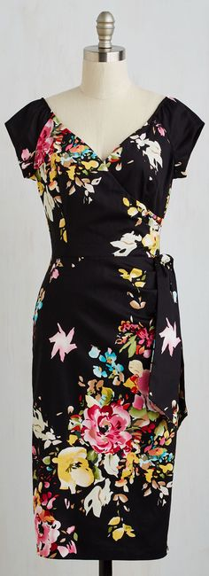 floral wrap dress - NEED THIS DRESS!!!