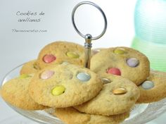 Cookies de avellanas Foie Gras, Tapas, Thermomix Desserts, Galletas Cookies, Pasta, Food, Cooking Recipes, Dishes, Sweets