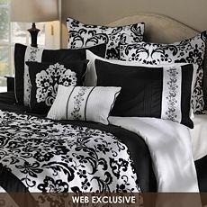 King Alisia 8-pc. Comforter Set at Kirkland's