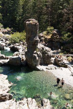 The Best Of Oregon - Audrey Roloff www.aujpoj.com Oregon Travel Guide