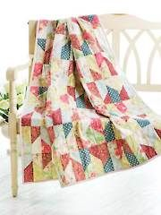 Rock Candy Quilt Kit from AnniesCatalog.com. Order here: https://www.anniescatalog.com/detail.html?prod_id=115294&cat_id=1644