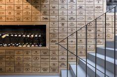 Gallery of Wineshop / Studio AAAN - 12