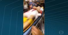 Homem é baleado em briga na praça de alimentação de shopping no Rio