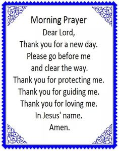 Prayer Verses, Faith Prayer, Prayer Quotes, My Prayer, Bible Verses Quotes, Faith Quotes, Good Morning Prayer, Morning Prayers, Morning Prayer For Family