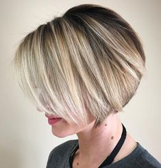 Classic Jaw-Length Rounded Bob
