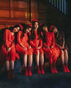 Red Velvet 'Perfect Velvet' (Peek-A-Boo) Teaser Seulgi, Kpop Girl Groups, Korean Girl Groups, Kpop Girls, Red Velvet Joy, Red Velvet Irene, Wendy Red Velvet, Christina Aguilera, Aaliyah