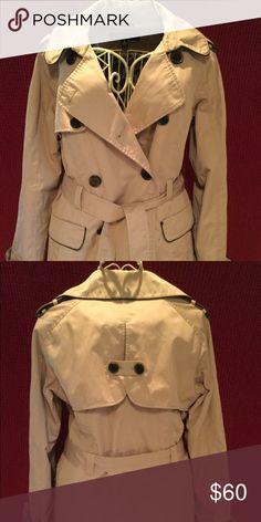 Jones New York Beautiful Jacket barely worn wonderful shape size M Jones New York Jackets & Coats Pea Coats