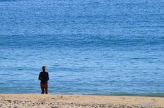 Mar azul Barcelona, Spain, Beach, Water, Summer, Outdoor, Life, World, Urban