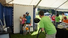 ACTION!: Paparazzi Tonight Photo Booth In Action! www.PaparazziToni... #pdxevents #paparazzitonight #paparazzitonightphotobooth #paparazzievents #portland - Kaiser Permanente Sunday Parkways