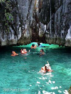 twin lagoons | Twin Lagoon, Coron, Palawan, Philippines | Philippines | Pinterest