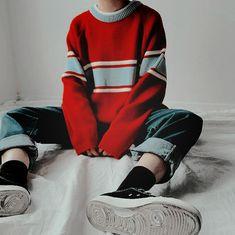Korean Fashion – How to Dress up Korean Style – Designer Fashion Tips Boy Fashion, Korean Fashion, Mens Fashion, Fashion Outfits, Retro Outfits, Boy Outfits, Casual Outfits, Aesthetic Fashion, Aesthetic Clothes