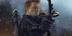 Avengers: Infinity War – Jeremy Renner Prepares to Film Scenes