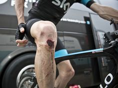 Team Sky | Pro Cycling | Photo Gallery | Scott Mitchell - Tour stage one gallery