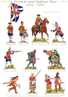 Paper Toy, Seven Years' War, Model Tanks, Historical Architecture, Toy Soldiers, Paper Models, American Revolution, Classic Films, British History