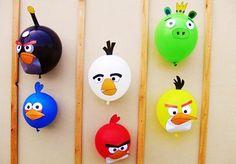 angry birds balloon game.