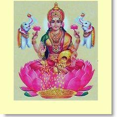 Explore the 8 Forms of Lakshmi: Gaja-Lakshmi
