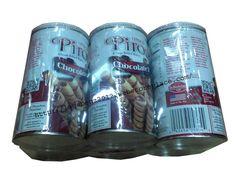 6 Pepperidge Farm Pirouette Chocolate Hazelnut Rolled Wafers, 92g 6 Cans  #PepperidgeFarms