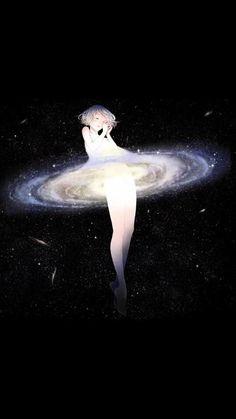 Stellar hoop girl