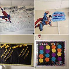 My Superhero Classroom