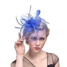 fascinators headpiece wedding party elegante estilo femenino clásico