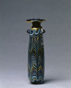 Perfume Bottle (Alabastron), c. 325-275 BC                                                Italy or Eastern Mediterranean, Etruscan, 4th-3rd Century BC