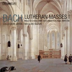 eClassical - Bach – Lutheran Masses I