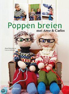 Breien met Arne & Carlos - Poppen breipatroon