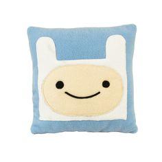 Фин Fin Время приключений - Adventure Time Подушки от Швейных дел мастера www.masterpillow.ru
