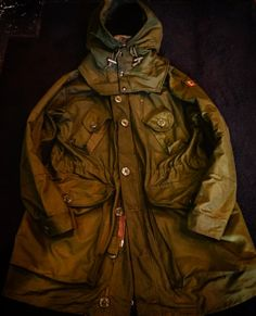 Canadian Army Parka