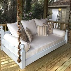 Lowcountry Swing Beds The West Ashley Swing Bed